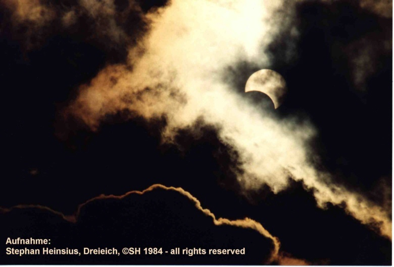 Sonnenfinsternis 1984